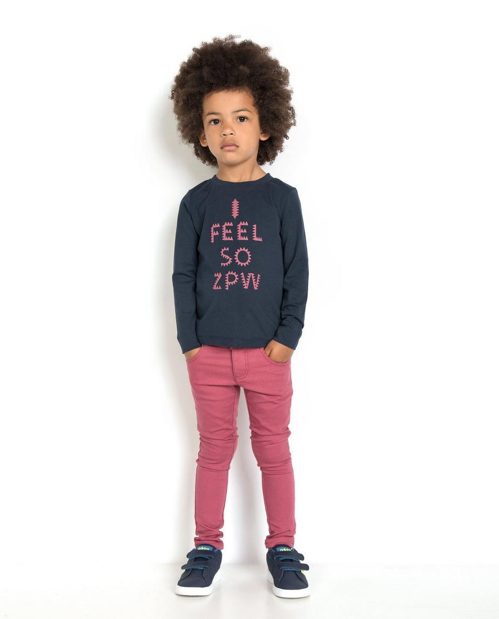 Pantalons - pink - Purperen jeans ZulupaPUWA - Unisex